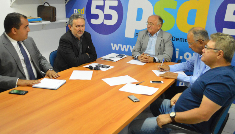 Reunião do PSD