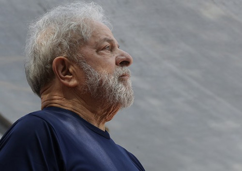 Lula volta a ser interrogado no caso do Sítio de Atibaia
